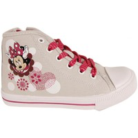 Scarpe Bambina Sneakers alte Minnie Mouse DM000723 Gris