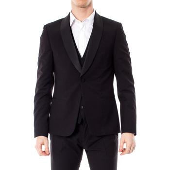 Abbigliamento Uomo Giacche / Blazer Antony Morato MMJA00402-FA600104 Nero