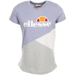 Abbigliamento Donna T-shirt maniche corte Ellesse Wn's TMC Tricolore Viola