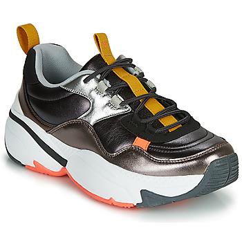 Scarpe Donna Sneakers basse Victoria AIRE MULTI Nero