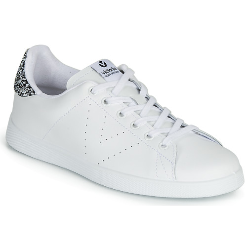 Scarpe Donna Sneakers basse Victoria TENIS PIEL Bianco