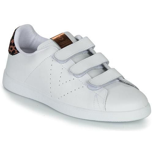 Donna Basse Bianco Velcro Sneakers Gratuita Tenis 6900 Piel Consegna Scarpe Victoria 7vY6gyIfb