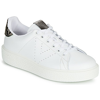 Scarpe Donna Sneakers basse Victoria UTOPIA RELIEVE PIEL Bianco