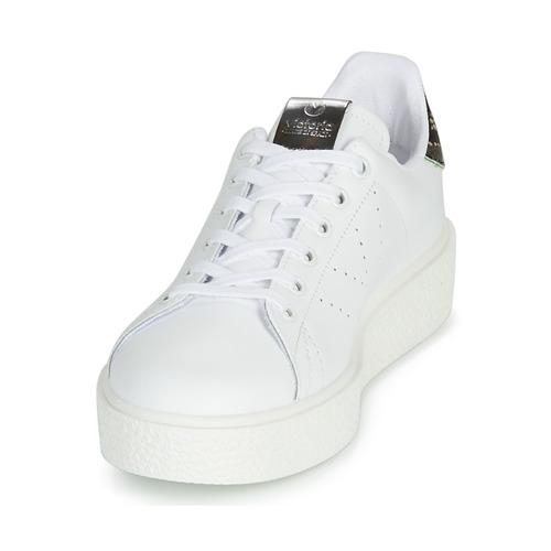 Victoria Utopia Donna Piel Consegna Relieve Gratuita 6900 Scarpe Sneakers Bianco Basse QtxsrdhC