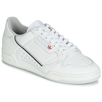 Scarpe Sneakers basse adidas Originals CONTINENTAL 80 Bianco