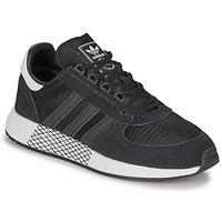 Scarpe Uomo Sneakers basse adidas Originals MARATHON TECH Nero