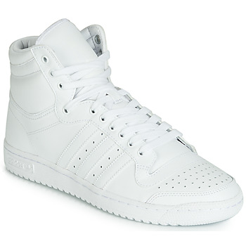 Scarpe Uomo Sneakers alte adidas Originals TOP TEN HI Bianco