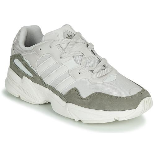 9995 96 Yung Gratuita Adidas Originals BiancoBeige Sneakers Uomo Basse Scarpe Consegna SUVpGLqMzj