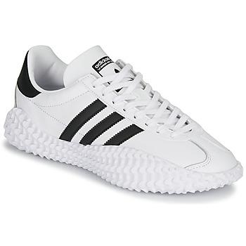 Scarpe Uomo Sneakers basse adidas Originals COUNTRYXKAMANDA Bianco / Nero