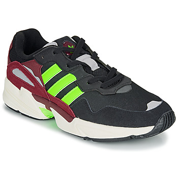 Scarpe Uomo Sneakers basse adidas Originals YUNG-96 Nero / Verde