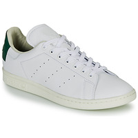 Scarpe Sneakers basse adidas Originals STAN SMITH Bianco / Verde