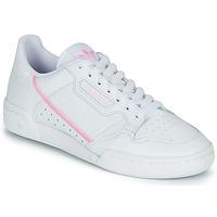 Scarpe Donna Sneakers basse adidas Originals CONTINENTAL 80 W Bianco / Rosa