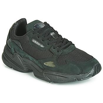 Scarpe Donna Sneakers basse adidas Originals FALCON W Nero