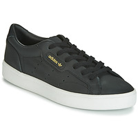 Scarpe Donna Sneakers basse adidas Originals SLEEK W Nero