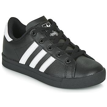 Scarpe Unisex bambino Sneakers basse adidas Originals COAST STAR C Nero / Bianco