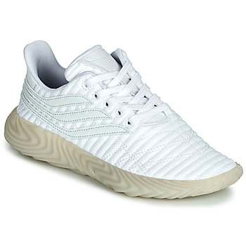 Scarpe Bambino Sneakers basse adidas Originals SOBAKOV J Bianco
