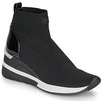Scarpe Donna Sneakers alte MICHAEL Michael Kors SKYLER Nero