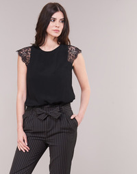 Abbigliamento Donna Top / Blusa Betty London LONDON Nero