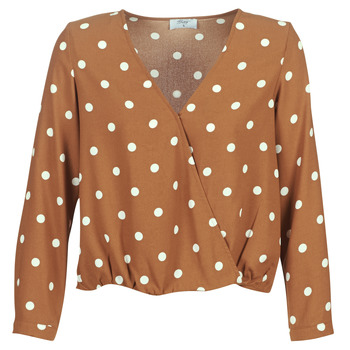 Abbigliamento Donna Top / Blusa Betty London LOUISIANA Camel