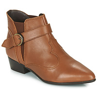 Scarpe Donna Stivaletti Betty London LYDWINE Cognac