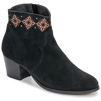 Scarpe Donna Stivaletti Betty London LAURE-ELISE Nero
