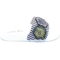 Scarpe Donna Sandali Coral Blue E219.60 Bianco