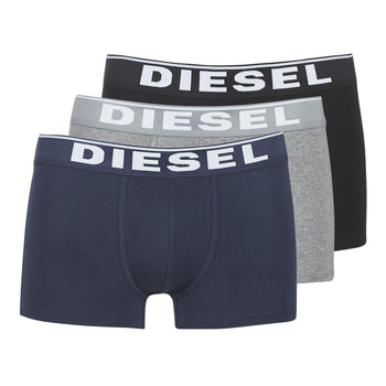 Biancheria Intima  Uomo Boxer Diesel DAMIEN Grigio / Marine / Nero