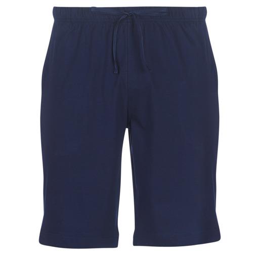 Abbigliamento Uomo Shorts / Bermuda Polo Ralph Lauren SLEEP SHORT-SHORT-SLEEP BOTTOM Marine