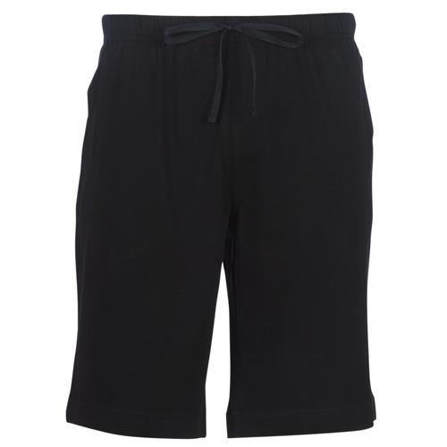 Abbigliamento Uomo Shorts / Bermuda Polo Ralph Lauren SLEEP SHORT-SHORT-SLEEP BOTTOM Nero