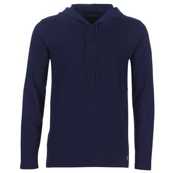 Abbigliamento Uomo Felpe Polo Ralph Lauren L/S HOODIE-HOODIE-SLEEP TOP Marine