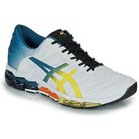 Scarpe Uomo Sneakers basse Asics GEL-QUANTUM 360 5 Bianco / Multicolore