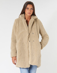 Abbigliamento Donna Cappotti Noisy May NMGABI Beige