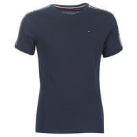 Abbigliamento Uomo T-shirt maniche corte Tommy Hilfiger AUTHENTIC-UM0UM00562 Marine