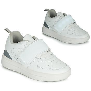 Scarpe Unisex bambino Sneakers basse Primigi INFINITY LIGHTS Bianco