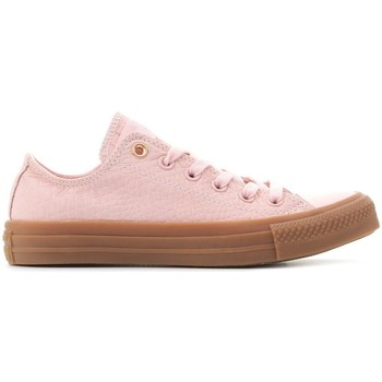 Scarpe Converse  Ctas OX  colore Rosa