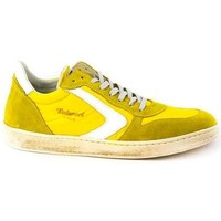 Scarpe Uomo Sneakers basse Valsport DAVIS NYLON Yellow