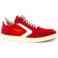 Scarpe Uomo Sneakers basse Valsport DAVIS NYLON Red