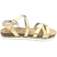 Scarpe Donna Sandali Amoa sandales MIMOSAS Or Oro