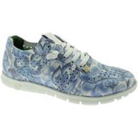Scarpe Donna Sneakers basse Slowwalk SLOW10707Wfio blu