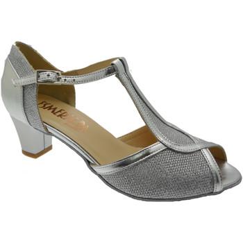 Scarpe Donna Décolleté Angela Calzature SOSO252ar grigio