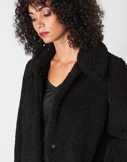 Le Temps Des Cerises Doll Nero - Consegna Gratuita- Abbigliamento Cappotti Donna 12600