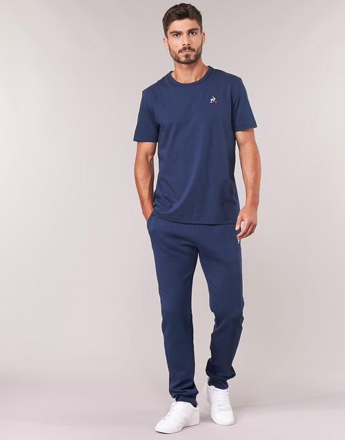 Le Sportif BluMarine Gratuita Pantaloni Uomo Ess M Pant Coq N°1 Abbigliamento Sportivi Consegna 6500 Slim 4RjA5L
