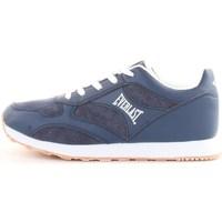 Scarpe Uomo Sneakers basse Everlast ev019 Blu