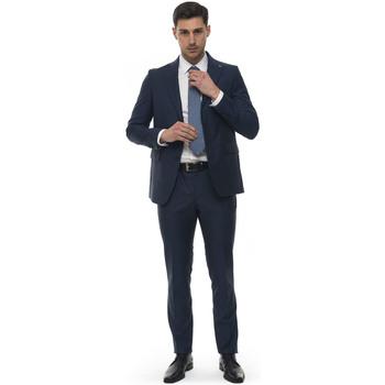 Abbigliamento Uomo Completi Angelo Nardelli 90500-W115551 Blu medio