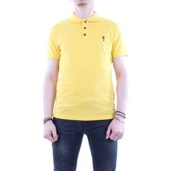 Abbigliamento Uomo Polo maniche corte Markup m59101 Maniche Corte Uomo Giallo Giallo