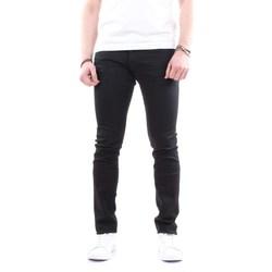 Abbigliamento Uomo Jeans slim Calvin Klein Jeans k10k102968-32-jeans-slim-feat 911-nero-denim