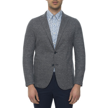 Abbigliamento Uomo Giacche / Blazer Angelo Nardelli 54498-D041451 Blu