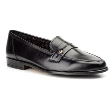 Scarpe Donna Mocassini Iberico Shoes  Noir