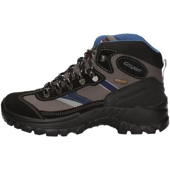 Scarpe Donna Trekking Grisport 13316S30G NERO