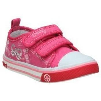 Scarpe Unisex bambino Sneakers basse Katini DTJ6411-FY. rose